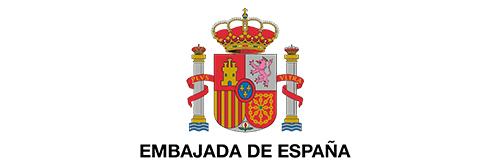 logo embajada de españa